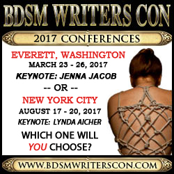 BDSM Writers Con, Charley Ferrer, Golden Flogger Award, Roz Lee, Jenna Jacob, Joey W. Hill